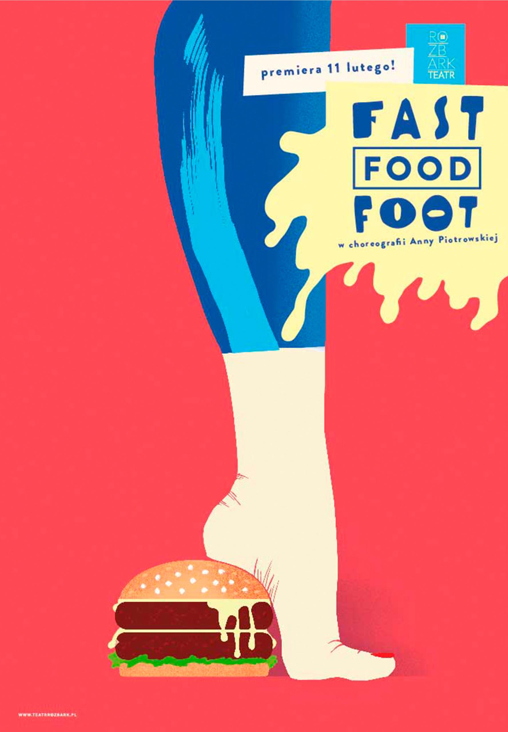 Fast Food Foot